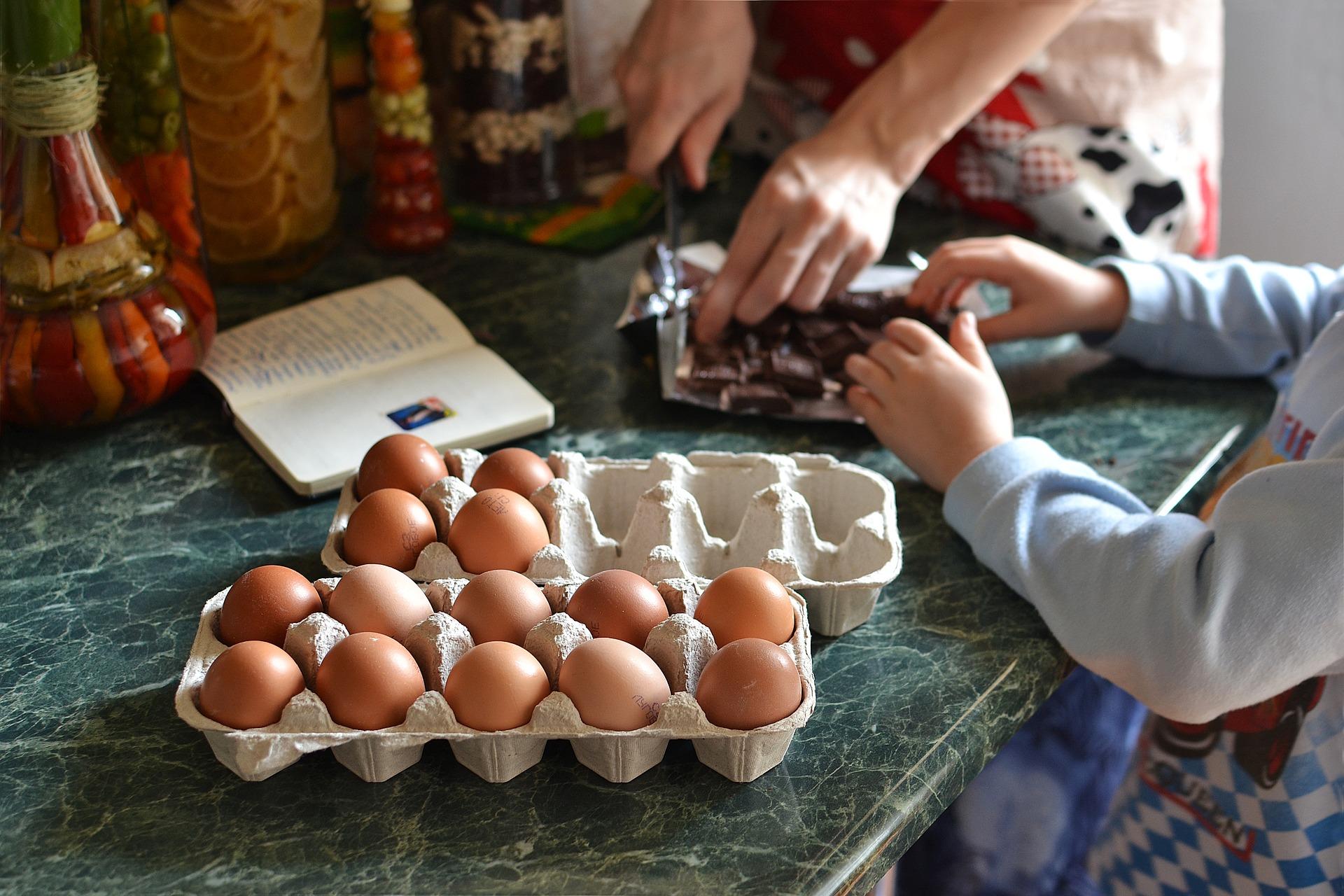 Souvenirs d'enfance Cuisiner ensemble En Equilibres Diététicien Nutritionniste Lucas Jaron Saint-Malo