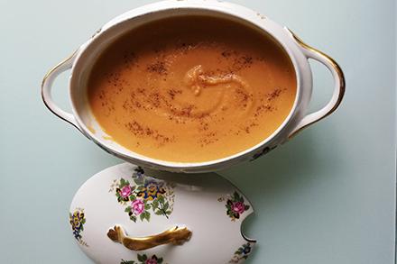Soupe de légumes © Lucasd Jaron Diététicien En Equilibres
